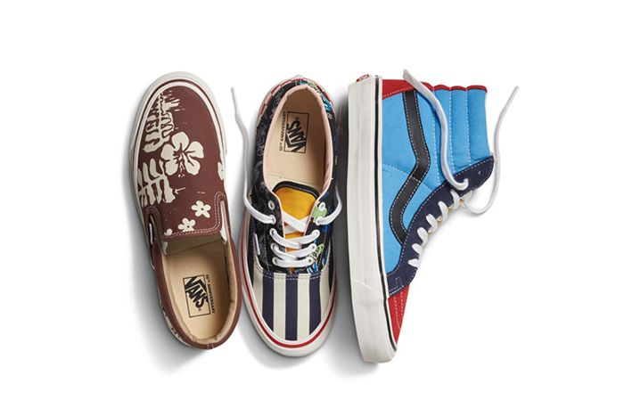 Vans 50Th Anniversary Collection33