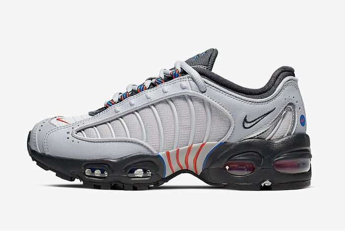 Nike Air Max Tailwind 4 Grey Ck0700 001 Lateral Side Shot