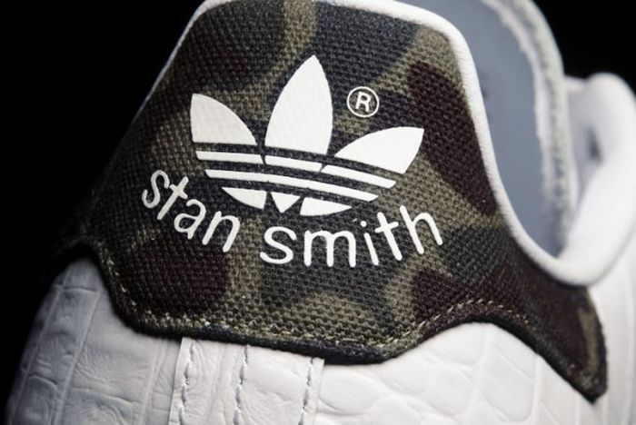 Adidas Stan Smith Croc 1
