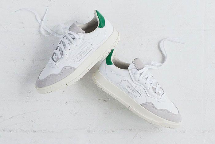 Kith Adidas Sc Premiere Green Pair