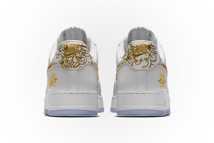Nike Air Force 1 Low Nikeid 6