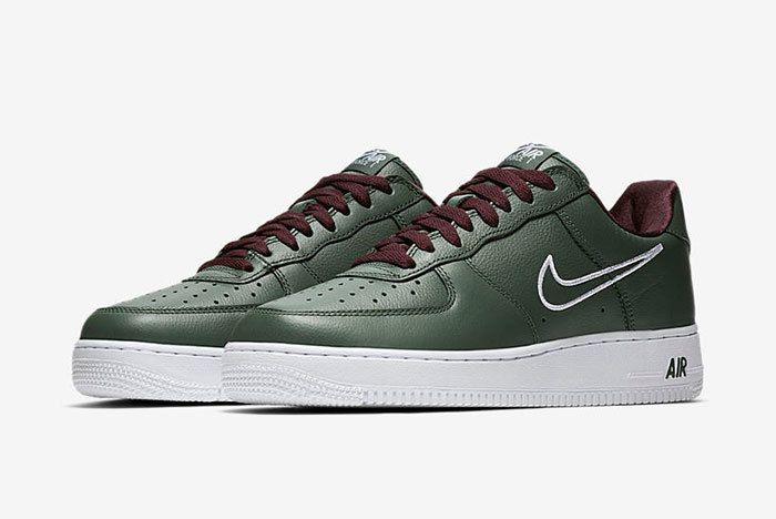 Nike Af1 Hong Kong Release Sneaker Freaker 1