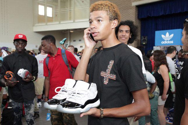 Sneaker Con Dc 3 1
