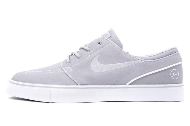 Fragment Design Nike Janoski Grey