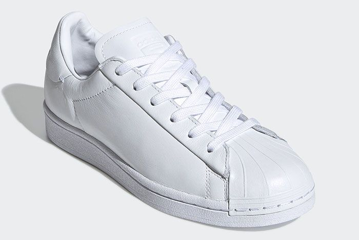 Adidas Stan Smith White Fv3352 Lateral Side Shot