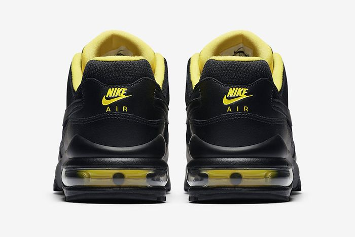 Nike Air Max 94 Black Yellow 3