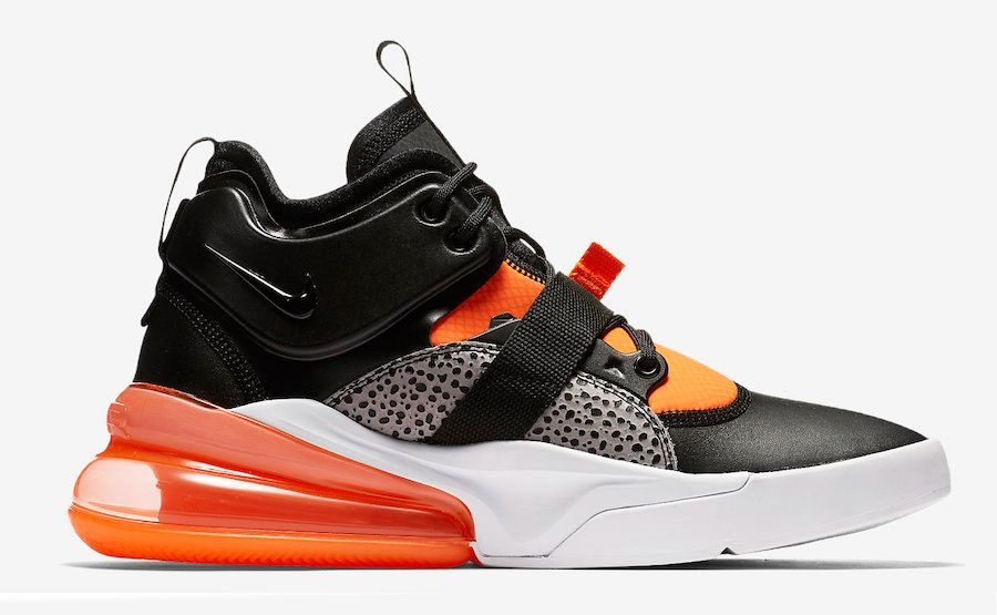 5 Nike Air Force 270 Safari Sneaker Freaker
