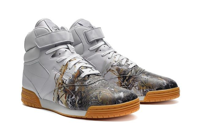 Reebok Classic Leather City Series Monster Exofit 1