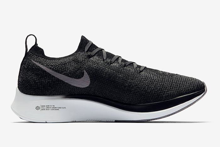 Nike Zoom Fly Flyknit Gunsmoke 3