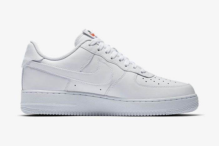 Nike Af1 Swoosh Pack White Sneaker Freaker 6