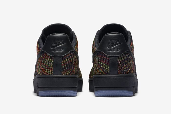 Nike Air Force 1 Low Flyknit Multicolour3