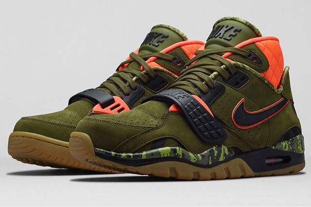 Air Trainer Sc Ii Faded Olive 5