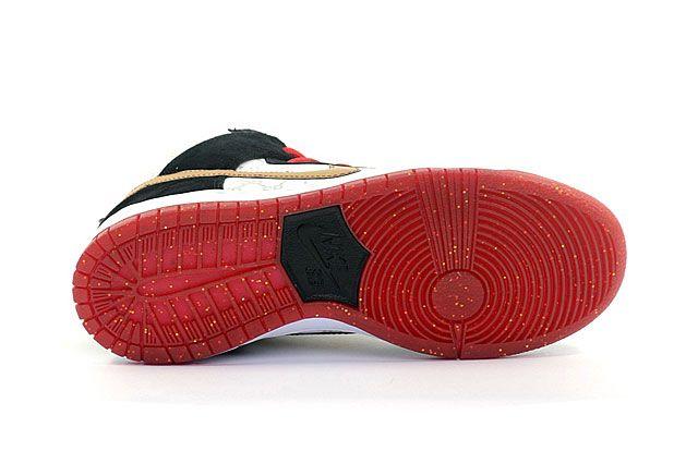 Black Sheep X Nike Sb Dunk High Premium Sole