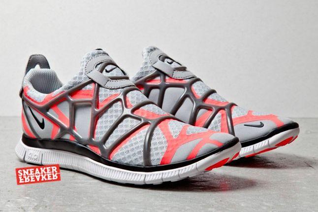 Nike Free Alt Closure Run Pink 2