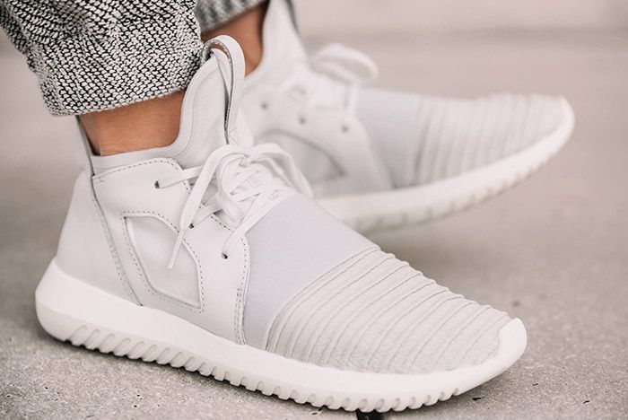 Adidas Tubular Defiant Womens Crystal White 2