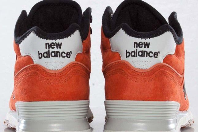 Aaa X Eric Kot X New Balance H574 Heel 1