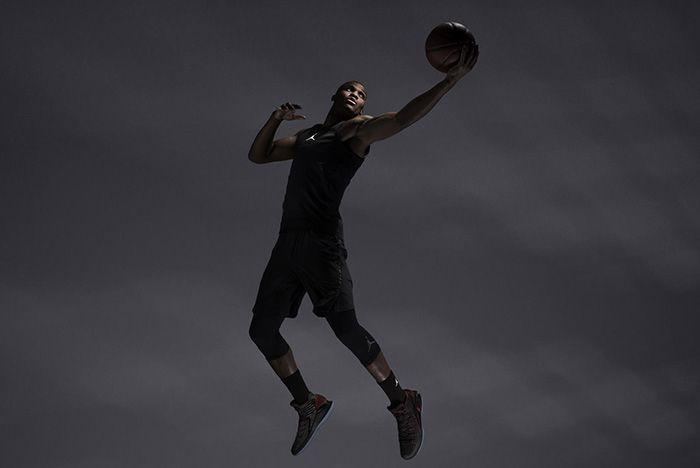 Russell Westbrook In Jordan 32