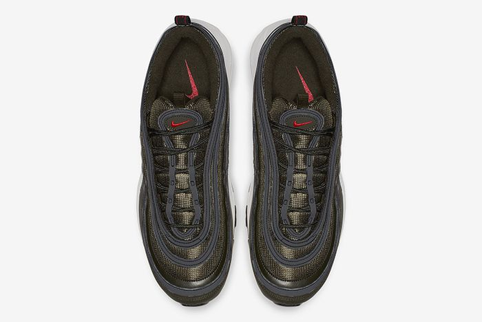 Nike Air Max 97 Sequoia University Red 2