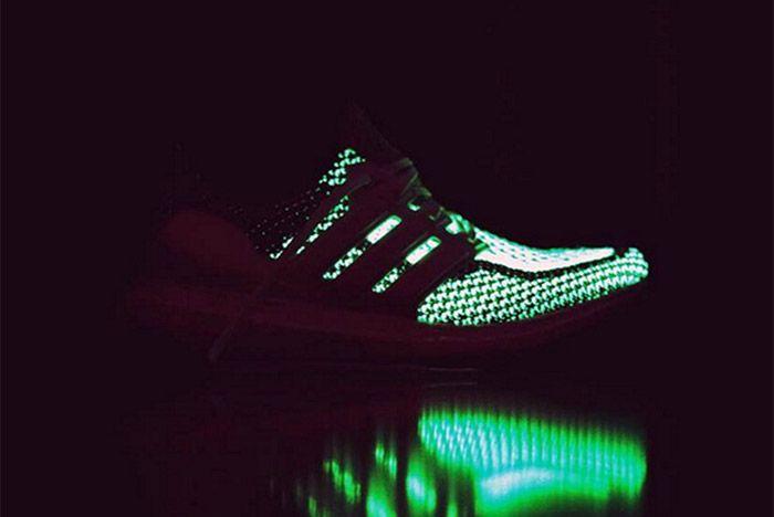 Adidas Ultra Boost Glow In The Dark 1