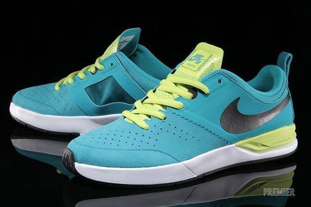 Nike Sb Project Ba Turbo Green Rust Factor 2