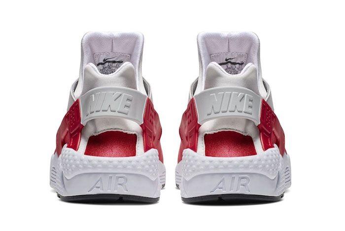 Nike Huarache Pack Air Max 1 Uni Red Heel