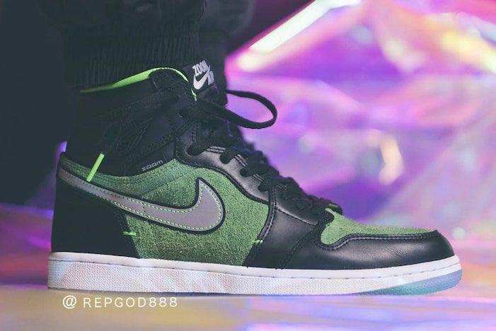 Air Jordan 1 Zoom 5