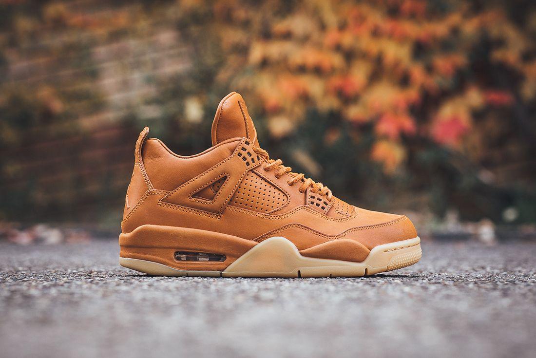 Air Jordan 4 Pinnacle Ginger 4