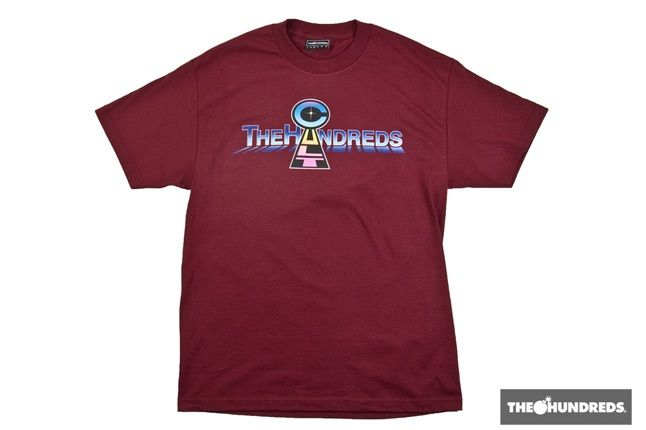 The Hundreds Burgundy Cult 1