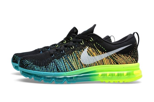 Nike Flyknit Max Turbo Green 6