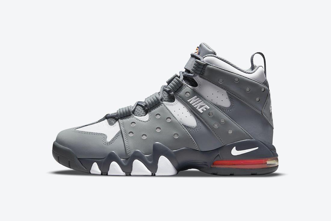 The Nike Air Max CB 94 'Cool Grey'