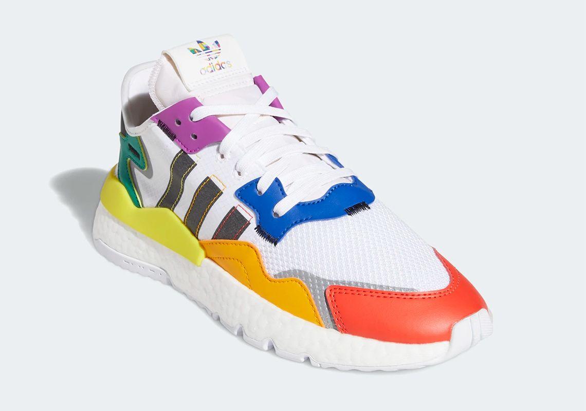 adidas Nite Jogger Pride Angled