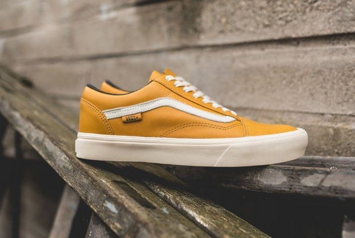 Horween X Vans Update Two Classics 16