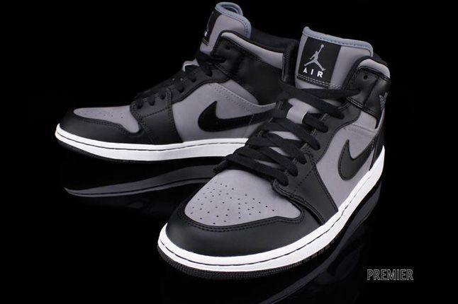 Air Jordan 1 Phat Cool Grey Black White 02 1