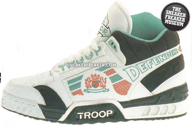 Troop Defender 1