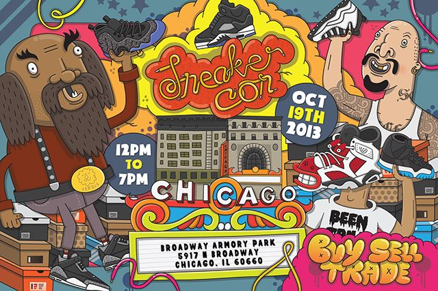 Sneakercon Chicago 1