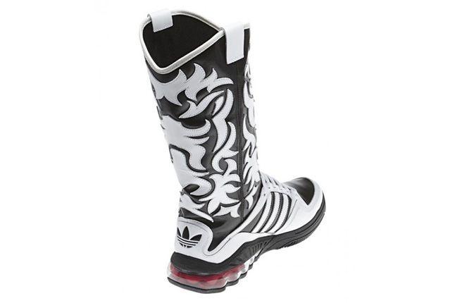 Adidas Originals Js Mega Softcell Cowboy Boots 05 1