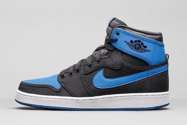Air Jordan 1 Ko Sport Blue Bump Bump 7