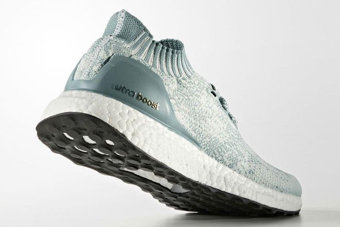 Adidas Ultraboost Uncaged Vapour Green 3