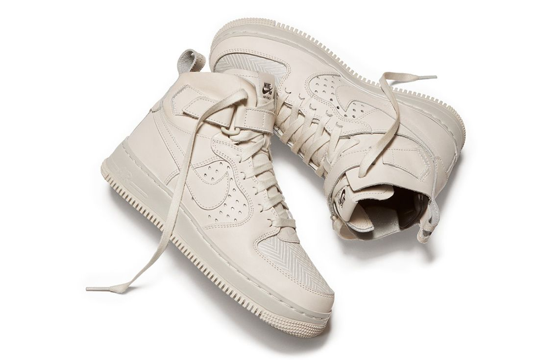 Rochambeau X Nike Lab Air Force 1 Hi Cmft