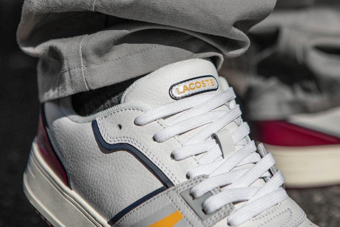 lacoste l001 sneaker freaker shot