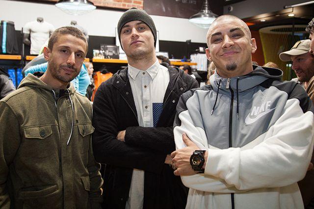 Nike Store 267 Chapel Street 33