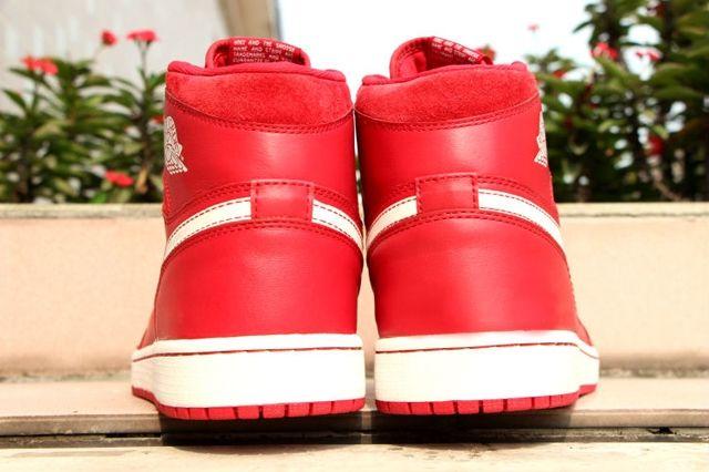 Air Jordan 1 High Og Gym Red 8