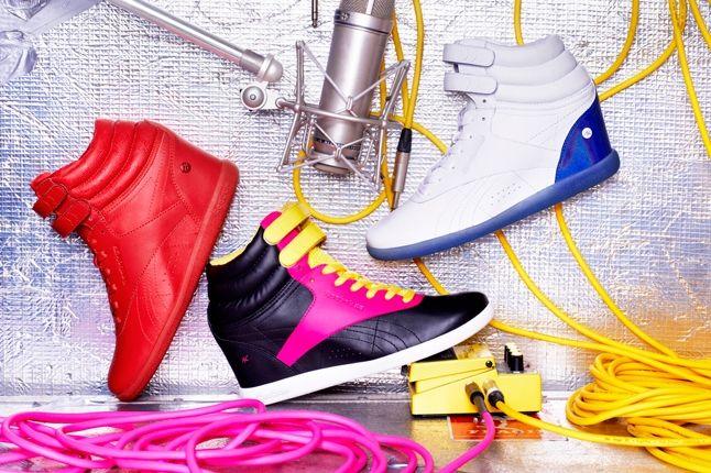 Alicia Keys Reebok Freestyle Wedge Promo5 1