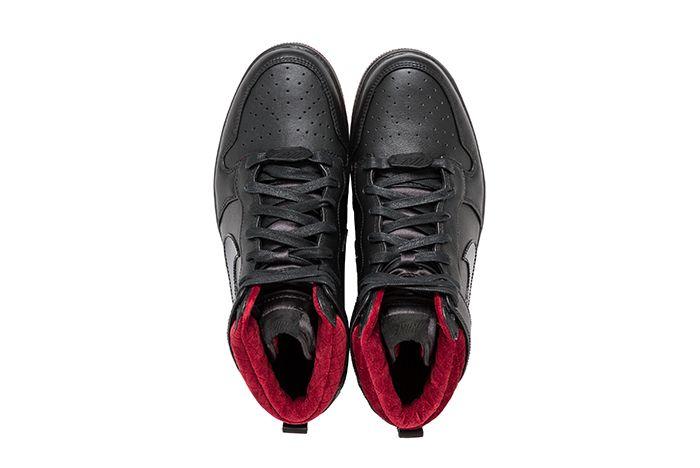 Nike Dunk Hi Coffin Wish Atl Bump 3