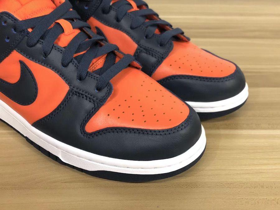 Nike Dunk Low Champ Colors Toe