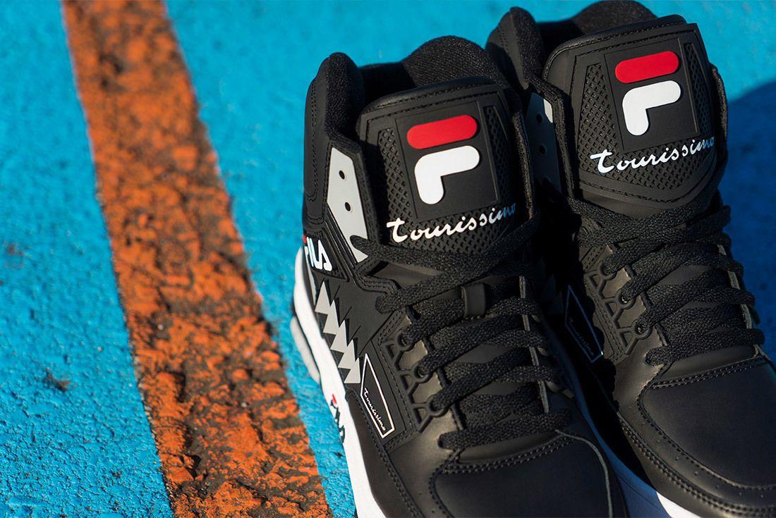 Fila Tourissimo 2018 Retro Sneaker Freaker 8