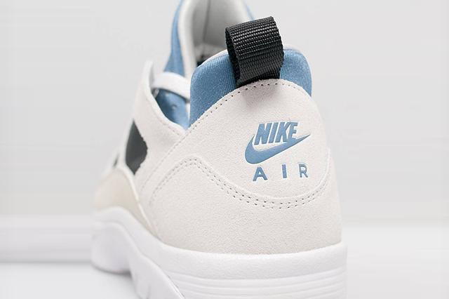 Nike Air Trainer Huarache Low Cream Blue