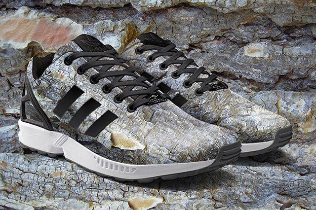 Zx Flux Set To Hit Mi Adidas With Photo Print Option 10
