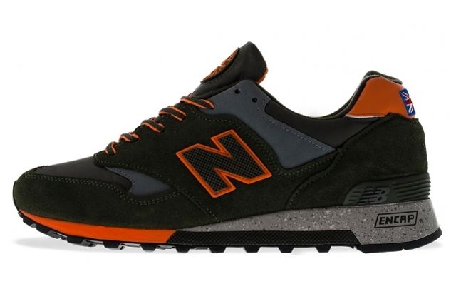 New Balance M577 Moo Orange Black
