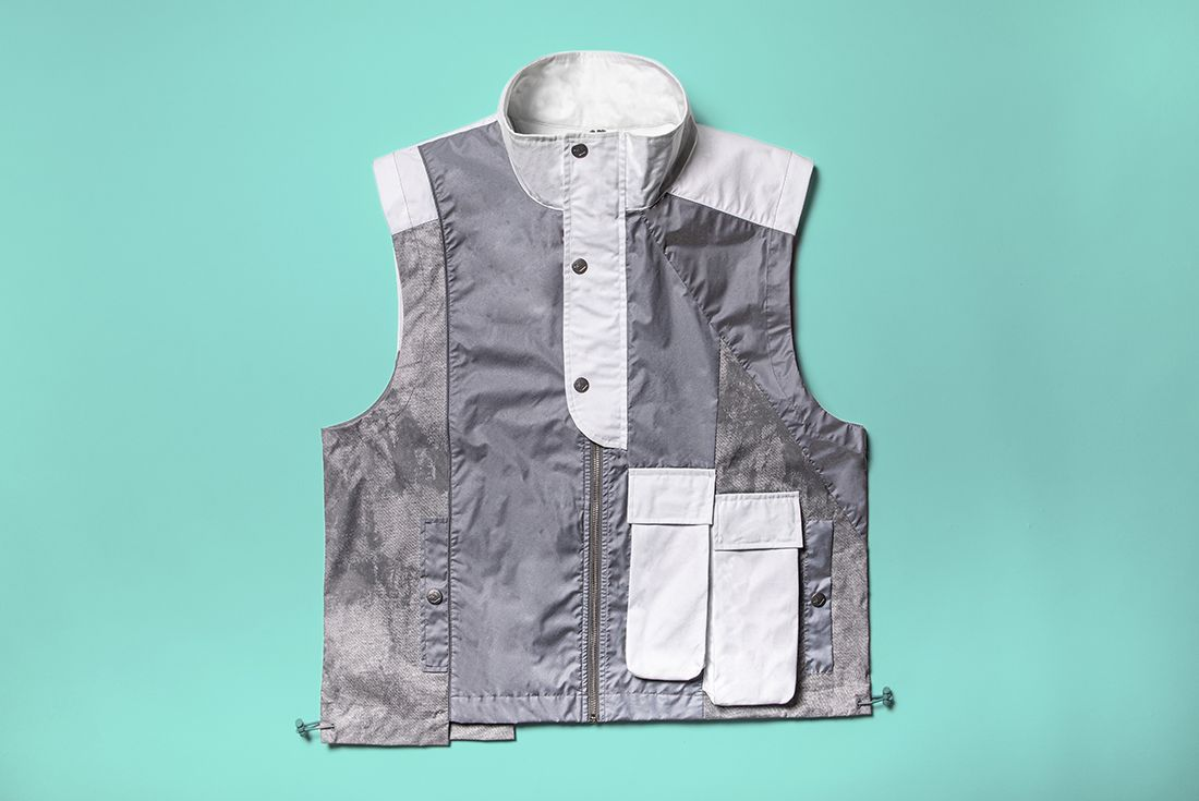 Feng Chen Wang Converse Apparel Collection Vest